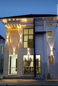 Newly Built 4bedroom Duplex + Bq in a Secure & Gated Estate in Old Iko, Old Ikoyi, Ikoyi, Lagos, Detached Duplex for Rent