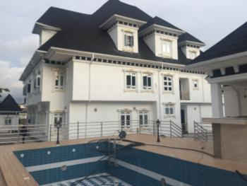 7 Bedroom Mansion with 2 Bedroom Flat Bq and a Swimming Pool, Katampe, Katampe Extension, Katampe, Abuja, House for Sale