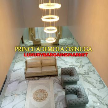 Well Built Fully Detached House + Cinema + Elevator + Gym, Banana Island Estate, Ikoyi, Lagos, Detached Duplex for Sale