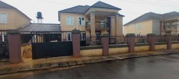 Exotic and Tastefully Finished 5 Bedrooms Detached Duplex, Nafbase Estate, Gu Ake Road, Eliozu, Port Harcourt, Rivers, Detached Duplex for Sale