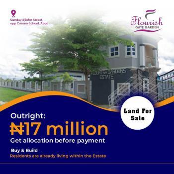 Flourish Gate Garden, Sunday Ejiofor Street, Opposite Corona School,, Abijo, Lekki, Lagos, Residential Land for Sale