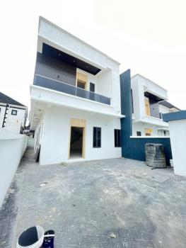 Newly Built 4 Bedroom Semi Detached Duplex with Bq., Lekki Lagos, Ikota, Lekki, Lagos, Semi-detached Duplex for Sale