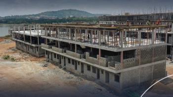 4 Bedroom Contemporary Terrace Duplex, Jabi Lake Front, Jabi, Abuja, Terraced Duplex for Sale