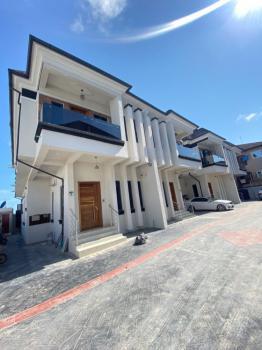 Lovely 4 Bedrooms Semi Detached Duplex with 1 Bq, 2nd Tollgate, Lekki Phase 2, Lekki, Lagos, Semi-detached Duplex for Sale
