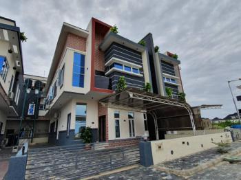 Luxury 4 Bedroom Semi Detached Duplex, Chevron, Lekki, Lagos, Semi-detached Duplex for Rent