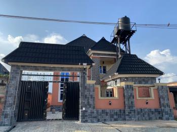 Marvelous All Ensuit 5 Bedroom Detached Duplex, Federal Housing Estate Umguma, New Owerri, Owerri Municipal, Imo, Detached Duplex for Sale