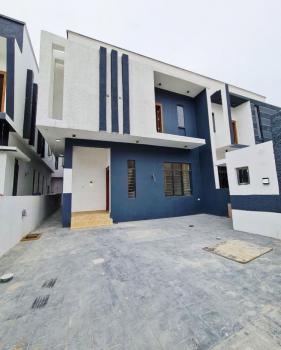 Beautiful Contemporary 4 Bedroom Semi Detached Duplex in an Estate, 2nd Toll Gate, Lekki, Lagos, Semi-detached Duplex for Sale