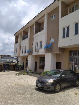 Super Lovely 4 Bedrooms Duplex & Bq, Guzape District, Abuja, Terraced Duplex for Rent