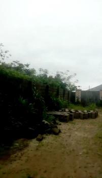 a Fully Fence Standard Plot of Land, Umuguma, Owerri Municipal, Imo, Land for Sale