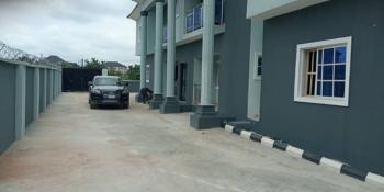 Brand New Fully Ensuite Block of 4 Units of 2 Bedrooms Flat, Housing Area T New Owerri Layout Off Port Harcourt Road, New Owerri, Owerri Municipal, Imo, Block of Flats for Sale
