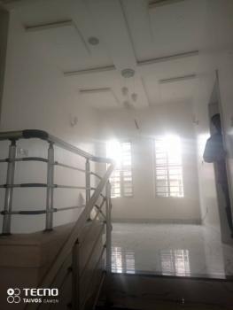 Newly Well Mantained 4 Bedroom Detached, Idado, Idado, Lekki, Lagos, Semi-detached Duplex for Rent