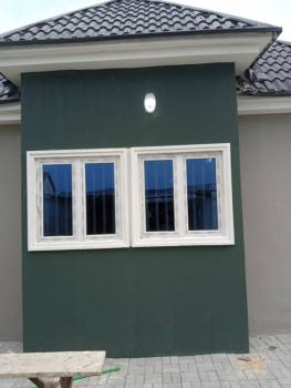 a Newly Built Selfcon with Kitchen in Mini Estate, New Road Opposite Chevron Axis, Lekki, Lagos, Flat / Apartment for Rent