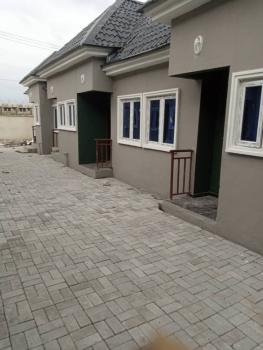 1 Room Newly Built Selfcon with Kitchen, New Road Opposite Chevron Axis, Lekki, Lagos, Flat / Apartment for Rent