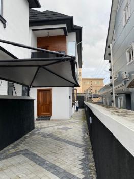 Newly Built 4 Bedroom Semi Detached Duplex with Bq, Chevron, Lekki, Lagos, Semi-detached Duplex for Rent