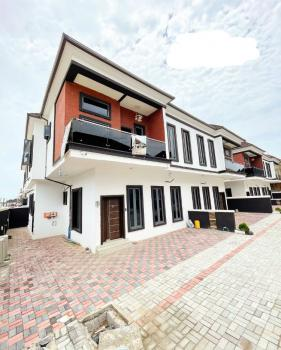 4 Bedroom Semi Detached Duplex, Chevron Axis, Lekki, Lagos, Semi-detached Duplex for Rent