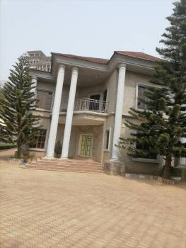 5 Bedrooms Detached Duplex with 2 Rooms Bq, Ministers Hill, Maitama District, Abuja, Detached Duplex for Sale
