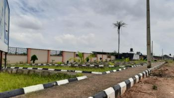 Beautiful Most Affordable C of O Plot of Land, Well Secured and Serene, Queens Park Estate, Mowe Ofada, Ogun, Mixed-use Land for Sale
