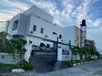 Semi Detached Wing of a Well Finished All Ensuite 5 Bedrooms House, Lakeview Estate Phase 2, Lafiaji, Lekki, Lagos, Semi-detached Duplex for Sale