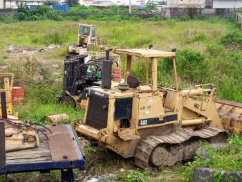 Land, Apapa Oshodi Express Way, Ijesha, Surulere, Lagos, Industrial Land for Rent