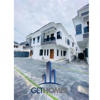 Newly Built 4 Bedroom Semi-detached Apartment, Ikota, Lekki, Lagos, Semi-detached Bungalow for Rent