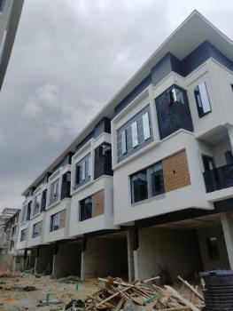 Exquisite 4 Bedroom Terrace Duplex with Bq, Ikate, Lekki, Lagos, Terraced Duplex for Sale