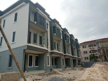 Newly Built and Exquisite Finished 4 Bedroom Duplex with Boys Quarter, in a Serene and Homely Environment, Lekki Phase 1, Lekki, Lagos, Terraced Duplex for Sale