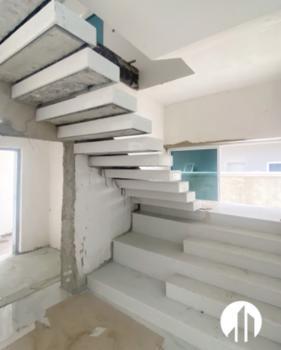 Spacious 4 Bedroom Semi-detached House, Earls Court Estate, Lekki Phase 1, Lekki, Lagos, Semi-detached Duplex for Sale