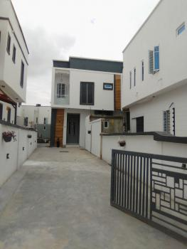 Newly Built 4bedroom Semi Detached with Bq, Swimming Pool, in a Well Secured Estate, Ajah, Lagos, Semi-detached Duplex for Sale