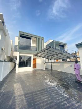Brand New Luxury 2 Units Fully Detached 5 Bedroom Duplex with 1 Room B, Agungi Lekki, Agungi, Lekki, Lagos, Detached Duplex for Sale