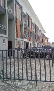 Lovely 4 Bedroom Terraced Duplex with a Gym and Swimming Pool, Off Freedom Way, Lekki Phase 1, Lekki, Lagos, Terraced Duplex for Rent