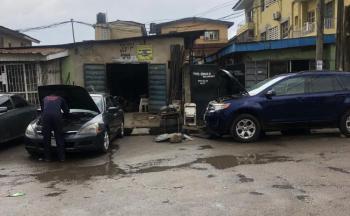 Demolisheble Bungalow, Onike, Yaba, Lagos, Detached Bungalow for Sale