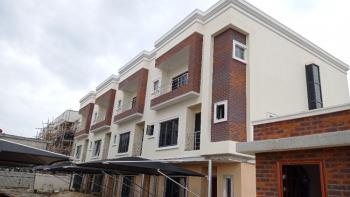 Aesthetically Designed and Exquisitely Finished 4 Bed Terraced Duplex, Lekki Right, Lekki, Lagos, Terraced Duplex for Sale