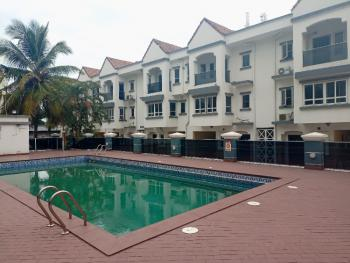Contemporary Built and Exquisite Finished 5 Bedroom Townhouses, in a Serene and Homely Environment, Ikoyi, Lagos, Terraced Duplex for Sale