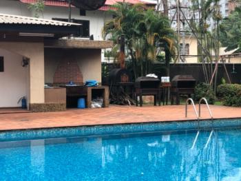 Luxury 1 Bedroom Flat with Excellent Facilities and Bq, Bourdillon Road, Ikoyi, Lagos, Mini Flat for Rent