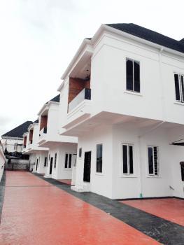 4 Bedroom Semi Detached Duplex with a Bq, Lekki Phase 2, Lekki, Lagos, Semi-detached Duplex for Sale