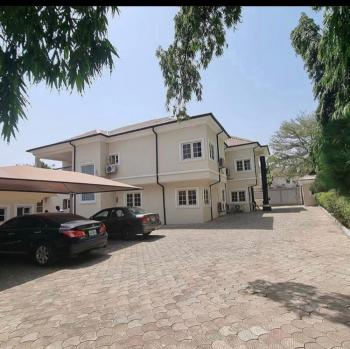 4 Bedrooms Fully Detached Duplex with 2rms Chalet & Bq, Gardens, Wuse2, Wuse 2, Abuja, Detached Duplex for Sale