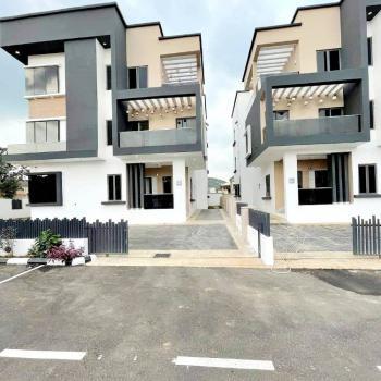 4bedroom Detached Duplex with Bq at Katampe Extension, Abuja, Katampe Extension, Katampe, Abuja, House for Sale