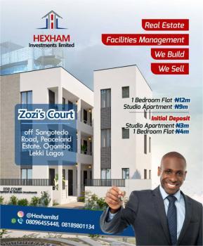 Luxury Mini Flats, 1 Pero Street, Behind Pero Hotel, Ogombo, Ajah, Lagos, Mini Flat for Sale