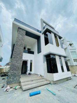 5 Bedroom Fully Detached Duplex with a Room Bq,pool, Pinnock Estate, Osapa, Lekki, Lagos, Detached Duplex for Sale