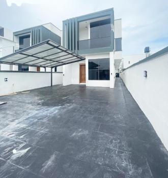 Newly Built 5 Bedroom Detached Duplex with Bq  Within a Gate Estae, Agungi, Lekki, Lagos, Detached Duplex for Sale