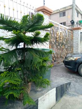 Lovely 2br Flat in a Good Area, Alagomeji, Yaba, Lagos, Flat / Apartment for Rent