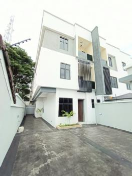 Newly Built 4 Bedroom Semi Detached Duplex with Bq, Lekki Phase1, Lekki, Lagos, Semi-detached Duplex for Sale