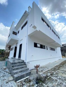 Luxury 4 Bedroom Semi Detached Duplex with a Bq, Sangotedo, Ajah, Lagos, Semi-detached Duplex for Sale
