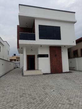 Massive 5 Bedroom Detached Duplex Plus 2 Rooms Bq + Space for Pool, Off Durosimi Etti Street, Lekki Phase 1, Lekki, Lagos, Detached Duplex for Sale