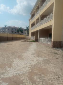 Newly Built and Specious 3 Bedroom Flat, Jahi, Abuja, House for Rent