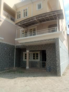 Newly Built 4 Bedroom Terrace Duplex with Bq Attached, Jahi, Abuja, Terraced Duplex for Rent