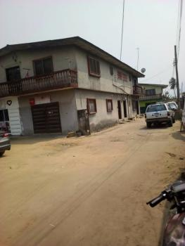 a Storey Building Consisting of 4 Units of 4 Bedrooms, Joseph Dosu Way, Badagry, Lagos, Block of Flats for Sale