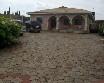 4 Bedrooms Bungalow Setback on a 3 Plot of Land, Dada Estate, Osogbo, Osun, Detached Bungalow for Sale