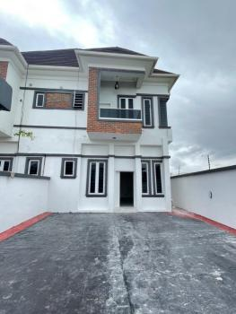 Smart 4 Bedroom Semi Detached Duplex, 2nd Toll Gate, Lekki, Lagos, Semi-detached Duplex for Sale