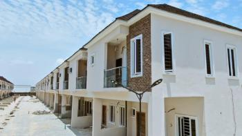 Luxury 3 Bedroom Terrace Duplex with 24 Hours Power Supply and Bq, Orchid Hotel Road, Ikota, Lekki, Lagos, Terraced Duplex for Sale
